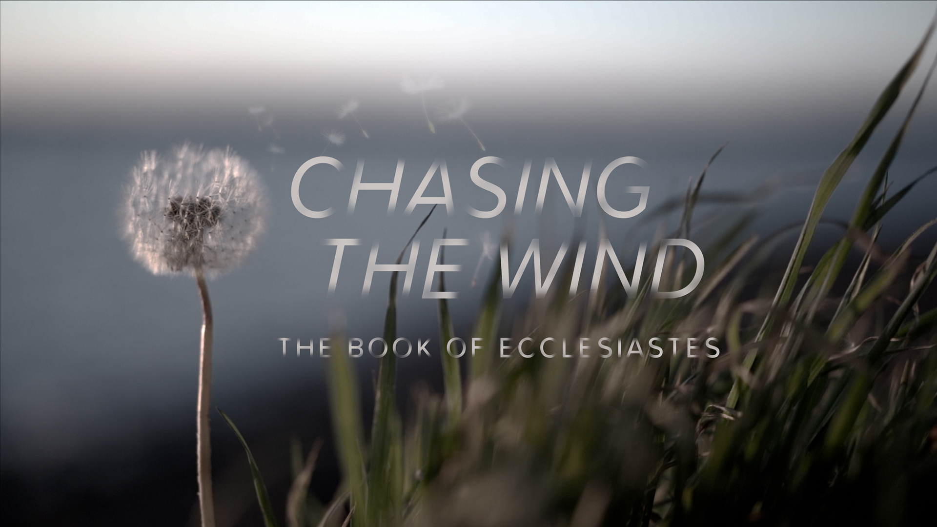 Chasing the Wind, Part 12: The Conclusion of the Matter