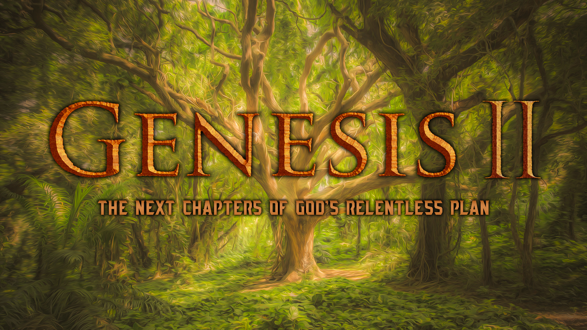 Genesis II, Part 9: Searching for Blessing
