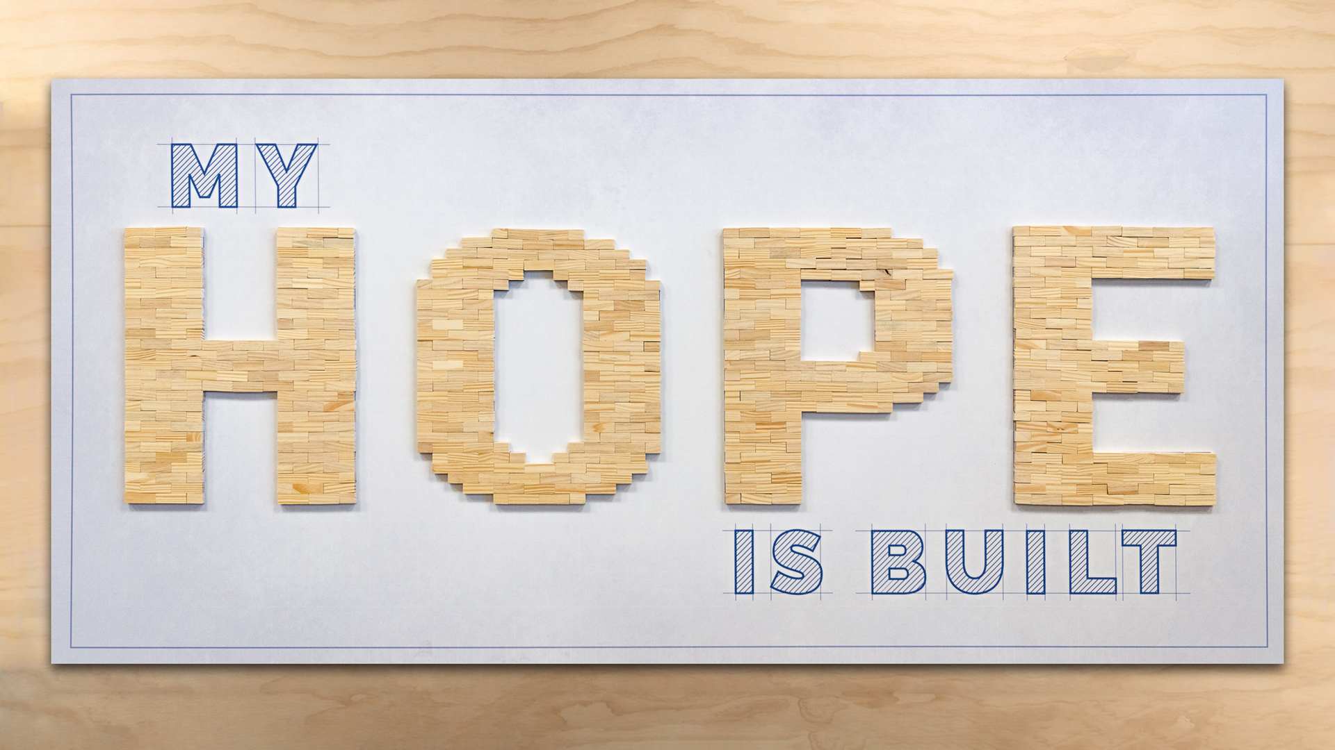 My Hope is Built