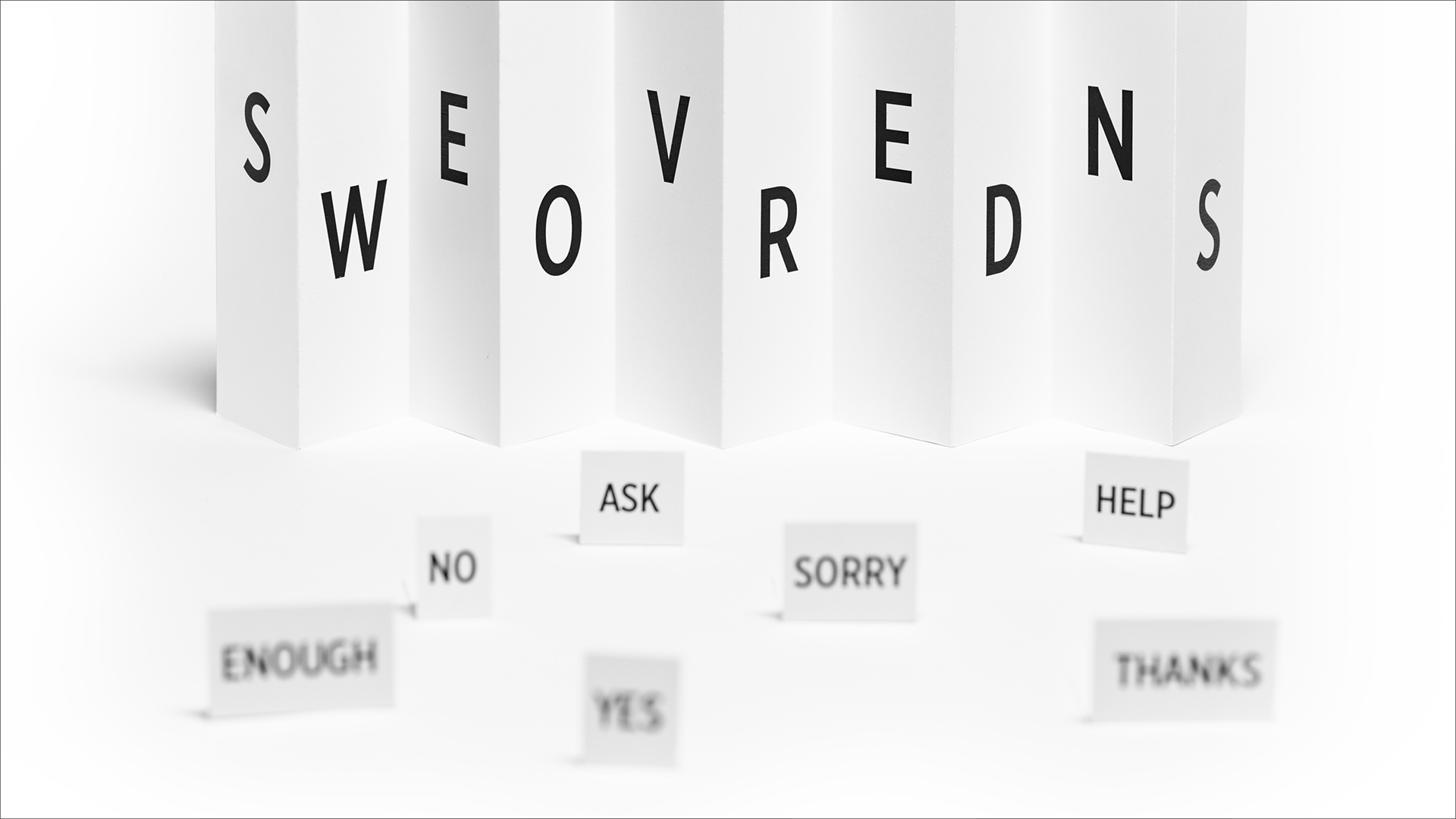 Seven Words, Part 4: Help